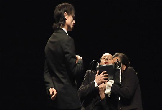 Il Catalogo al Teatro Elicantropo di Napoli