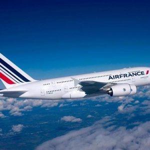 Hostess di Air France