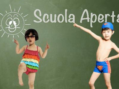 Scuole aperte d'estate, si parte da Napoli