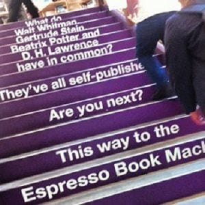 Espresso Book Machine: da pdf a tascabile