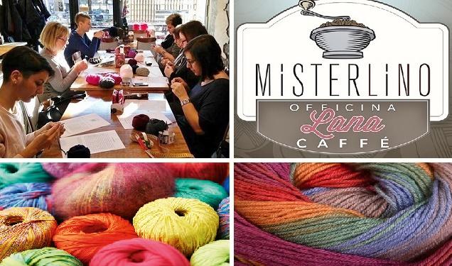 MisterLino: tra caffè e gomitoli al bar