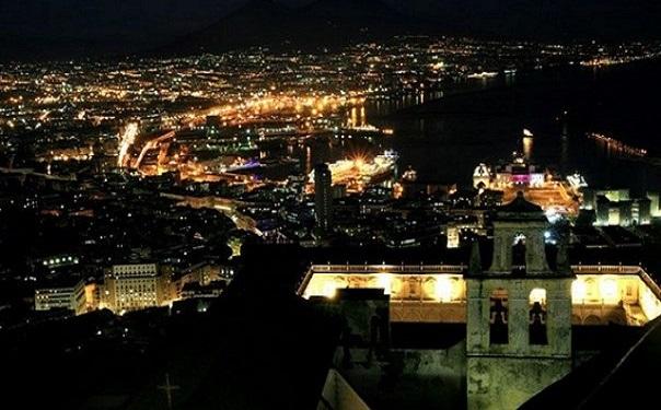 Napoli sotto le stelle: la Notte Europea dei Musei 2016