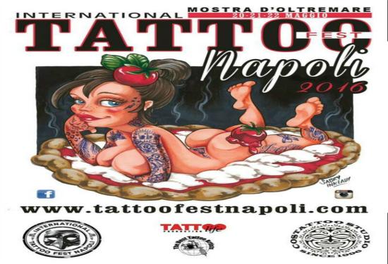 Tattoo Fest Napoli