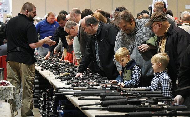 armi negli Stati Uniti