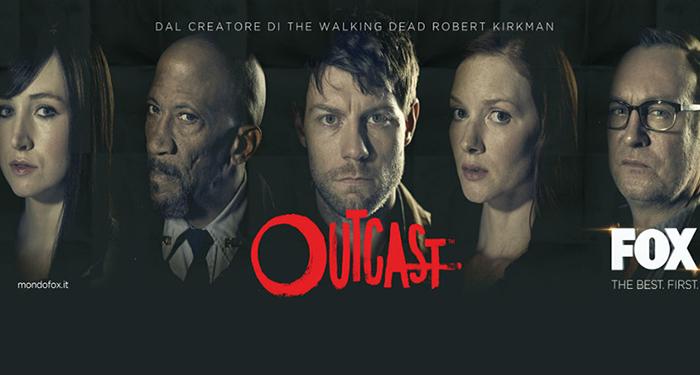 Outcast da Robert Kirkman - il reietto, serie tv da horror