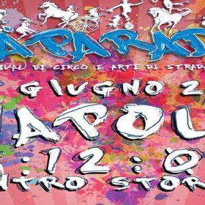 NàParade: l'arte circense nel cuore di Napoli
