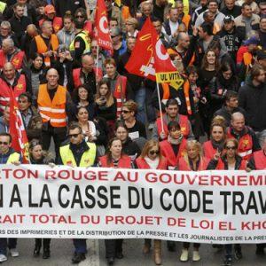Jobs Act o Loi Travail: in Francia è protesta evi