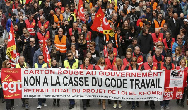 Jobs Act o Loi Travail: in Francia è protesta evi