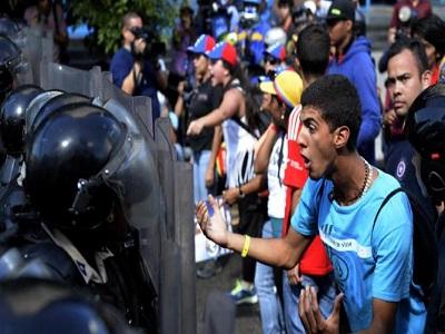Il Venezuela sull'orlo del baratro art