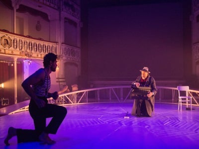 Il funambolo, Jean Genet al Teatro Sannazaro