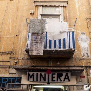 MINIERA: riciclo creativo ai Quartieri Spagnoli