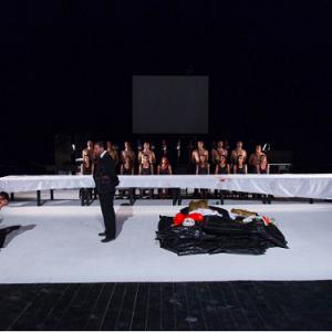 Le troiane per il Napoli Teatro Festival