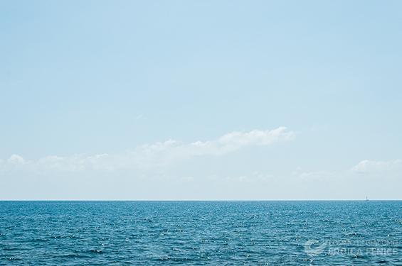 Mare, il primo giorno non si scorda mai