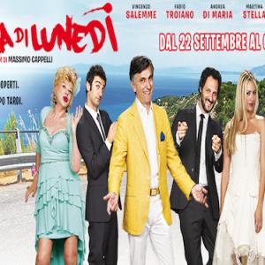 Prima di lunedì, il nuovo film con Vincenzo Salemme