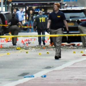 Bombe a Manhattan, paura negli USA