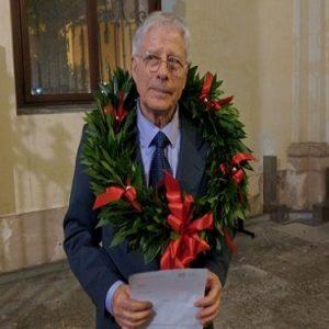 Settima laurea a 82 anni