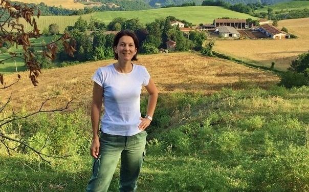 """Lisa Paganelli , Imprenditrice italiana vince il premio europeo """"Innovazione"""""""