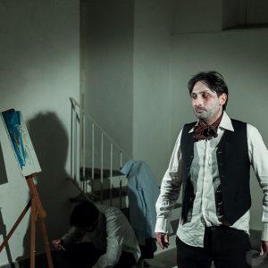 Francesco Puccio porta in scena Il circo blu