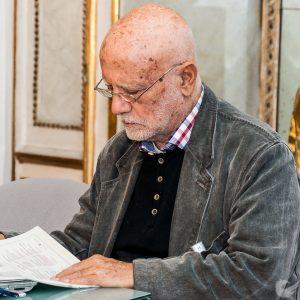 Ferdinando Scianna a villa Pignatelli per Officina Reporter