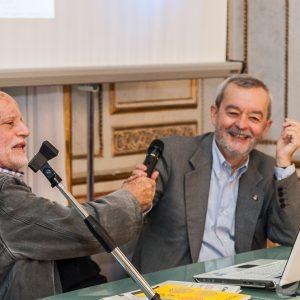 Scianna a villa Pignatelli per Officina Reporter
