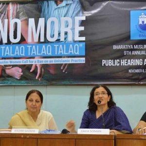 India: donne musulmane contro il divorzio verbale