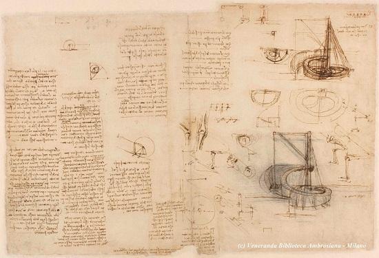 Codice da Vinci intercettato a Napoli: comprato e salvato dall'Università Federico II