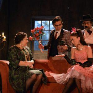 Ivanov e la sua modernità al Teatro Bellini con Filippo Dini