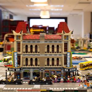 City Booming, la città Lego più grande del mondo a Roma