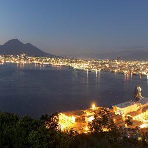 L'ombra della luna nuova, 'a storia do rre 'e Castellammare