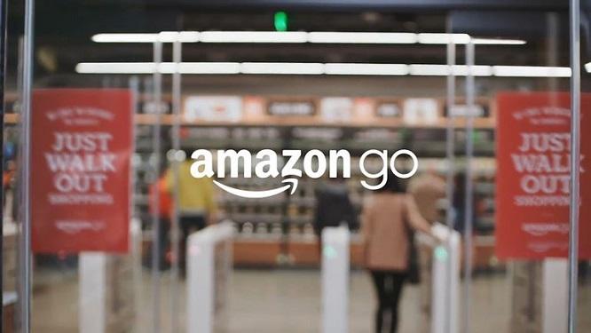 Amazon Go: fare la spesa con un piede nel futuro