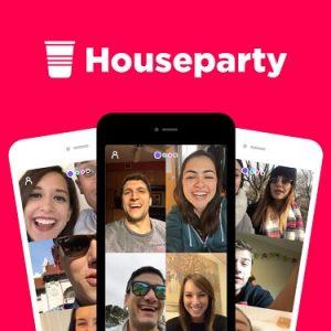 Videochat di gruppo? La soluzione è Houseparty App