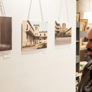 Monica Aurino racconta Gianturco con le sue immagini