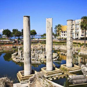 Tempio di Serapide: nuova luce per l'antico macellum di Pozzuoli