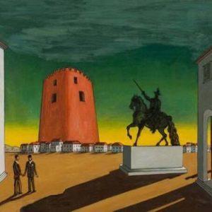 Apollineo e Dionisiaco: Giorgio de Chirico approda in Campania