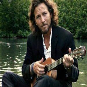 Eddie Vedder a Firenze il 24 giugno 2017