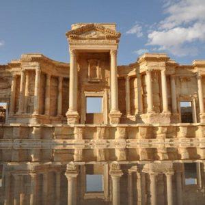 Palmira e la stampa 3D