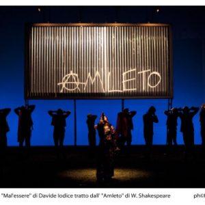 Mal'essere, un Amleto napoletano al Teatro San Ferdinando