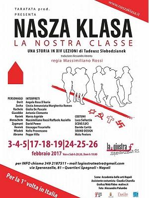 Nasza Klasa - La nostra classe, una storia in XIV lezioni di Slobodzianek