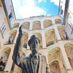 Napoli, Rione Sanità: una scuola di teatro dedicata a Totò