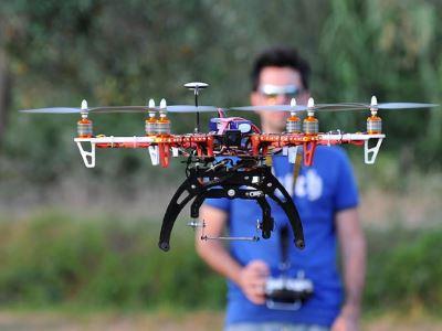Droni in Mostra, non solo un gioco