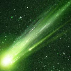 La cometa verde di San Patrizio sarà visibile dal primo aprile