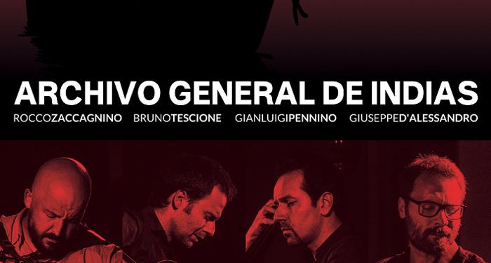 Archivo General De Indias, l'album d'esordio dell'Hub Quartet