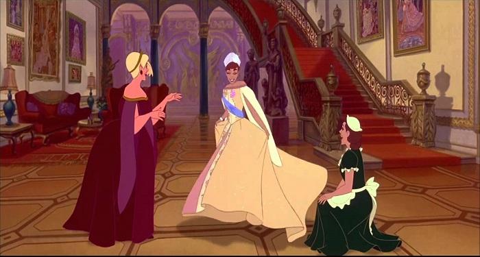 La granduchessa Anastasia torna sugli schermi
