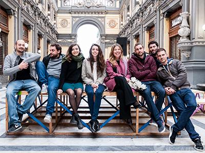 TANGRAM, un progetto di ZAPOI per Napoli