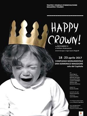 Happy Crown: Riccardo II, ne parl la regista Laura Angiulli