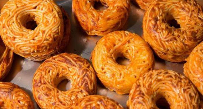 Spaghetti Donuts: dall'Italia l'idea, in America la nascita