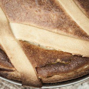 pastiera di grano napoletana