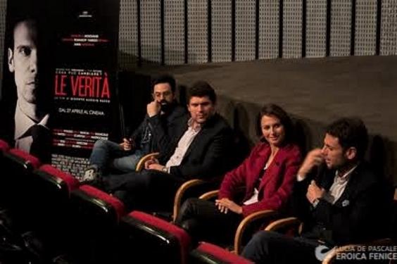 Le verità, l'opera prima di Giuseppe Alessio Nuzzo al cinema