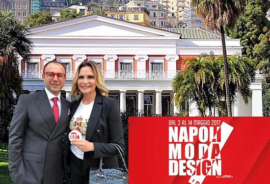 Napoli Moda Design, quando il design veste la moda