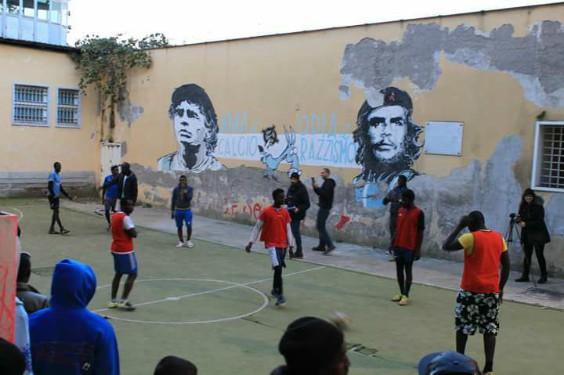 Torneo antirazzista a Marano, CAS e mala accoglienza